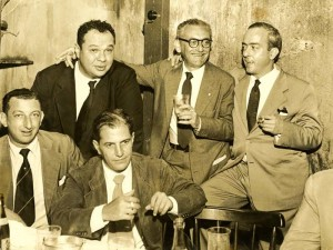 Vinicius, Antonio Maria e Ary Barroso